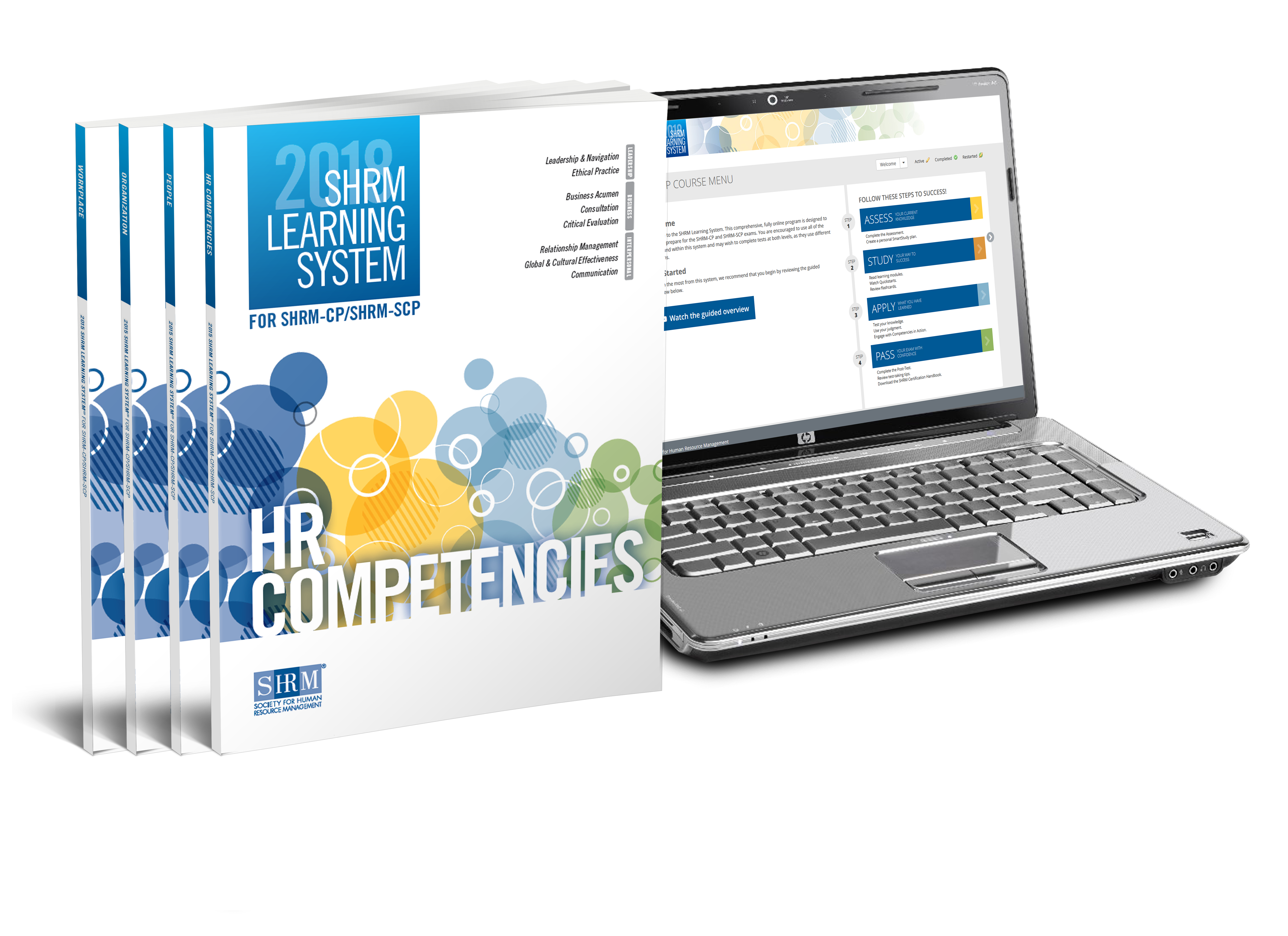 Shrm Cpshrm Scp Certification Preparation