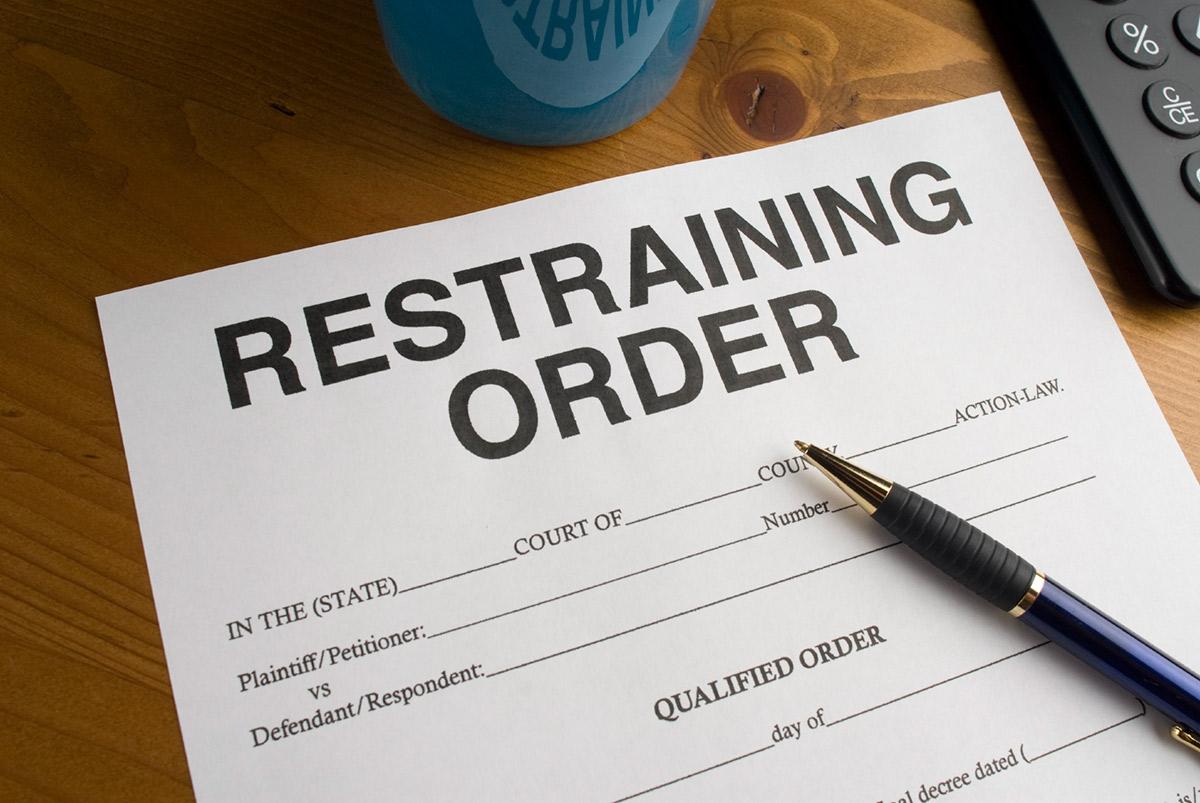 How Do You Serve a Restraining Order?