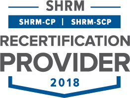 Image result for SHRM certification logo