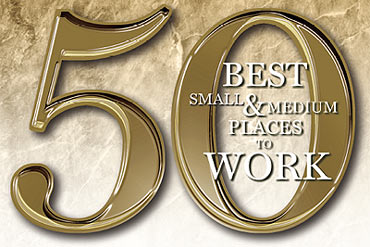 50 Great Places to Work