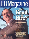 HR Magazine, October 2004