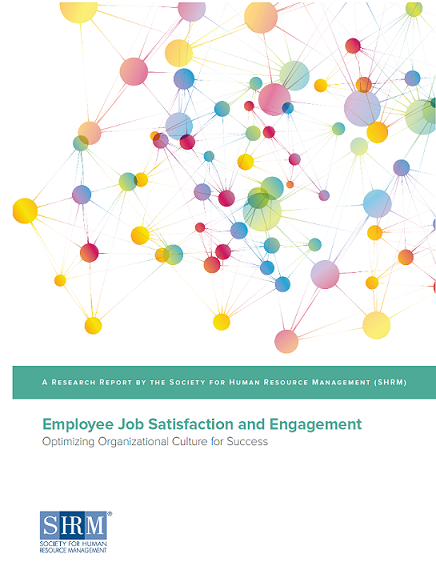 job satisfaction survey thesis Survey conducted by the bureau of labor statistics estimated that benefits made up  thus the relationship between fringe benefits and job satisfaction has not been.